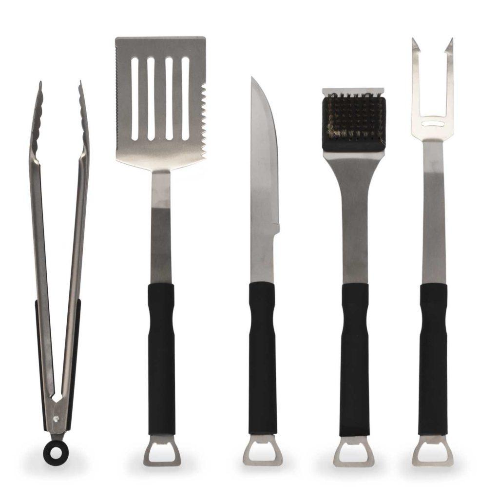 utensilios barbacoa