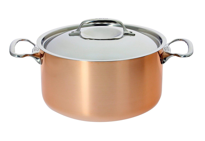 Cacerola de cobre de Buyer