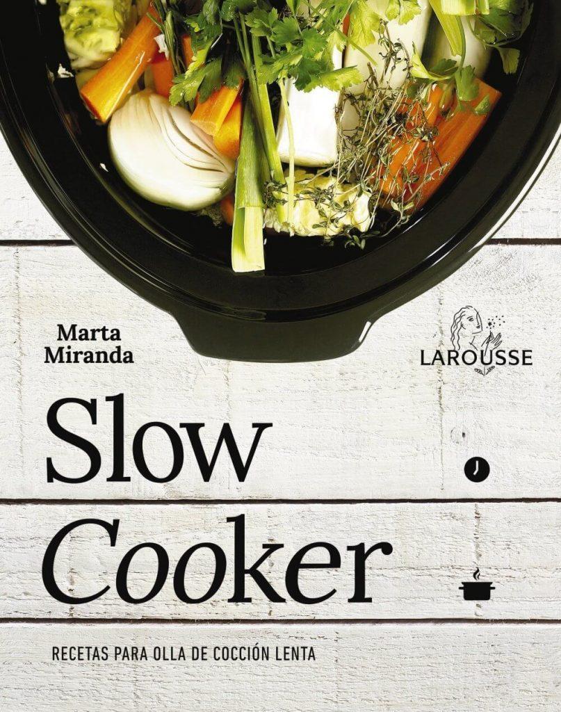libro de cocina lenta slow cooker