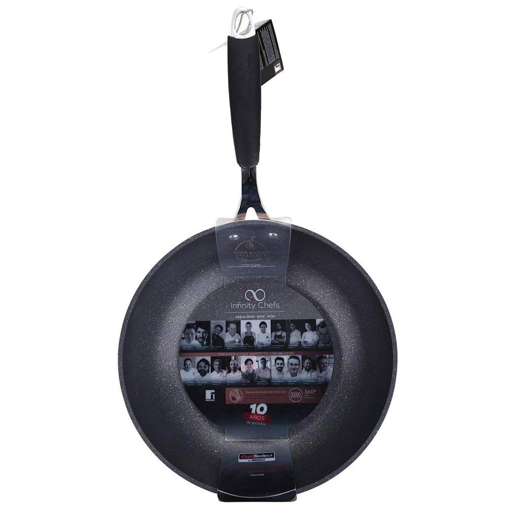 bergner wok infinity chefs