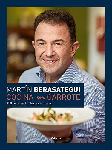 libro de cocina Martin berasategui