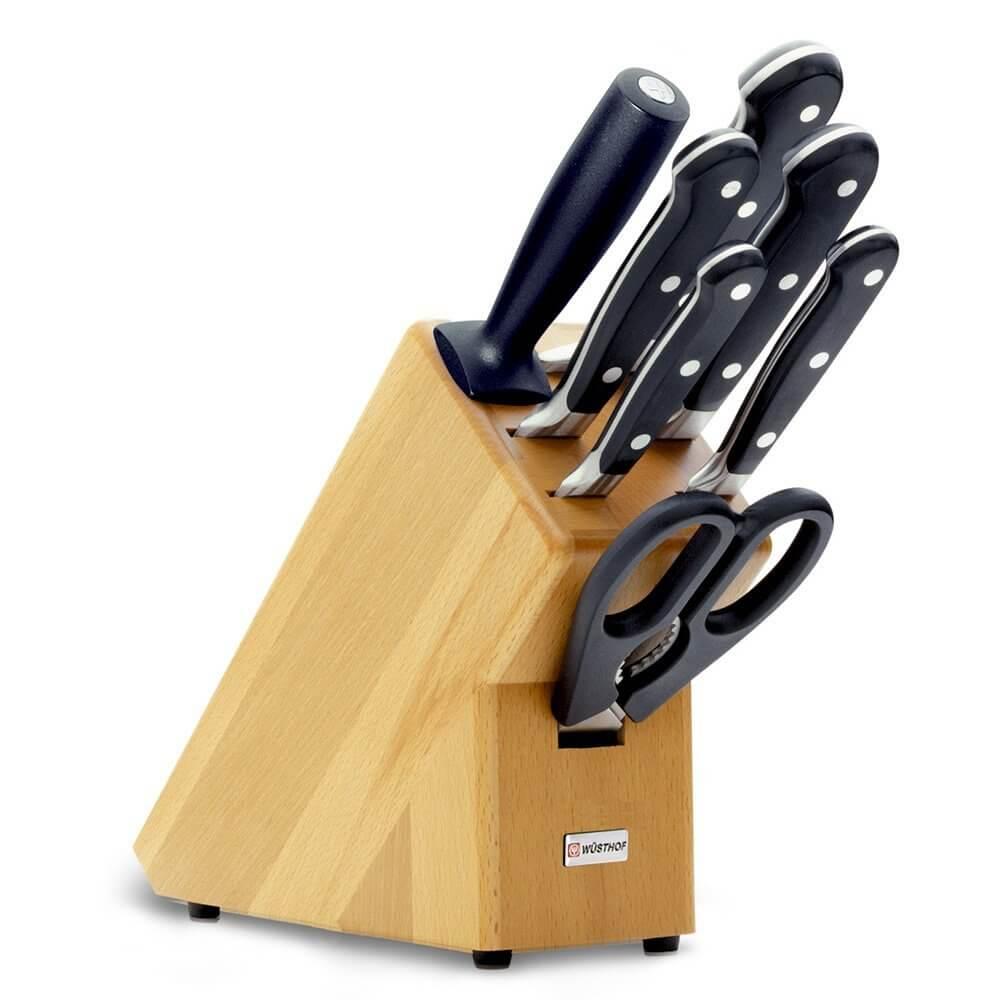 juego de cuchillos wüsthof
