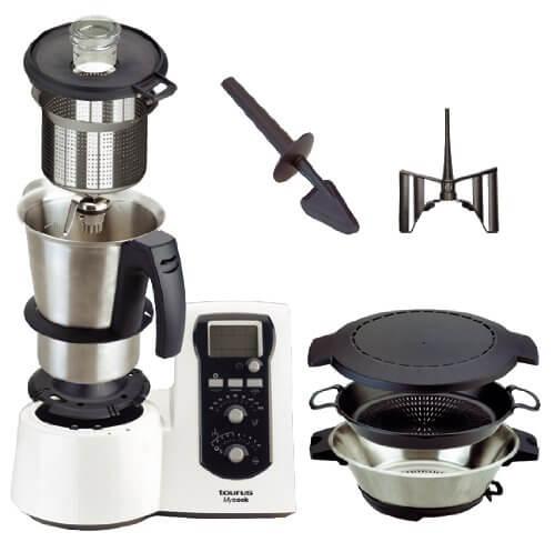 comprar robot de cocina taurus mycook