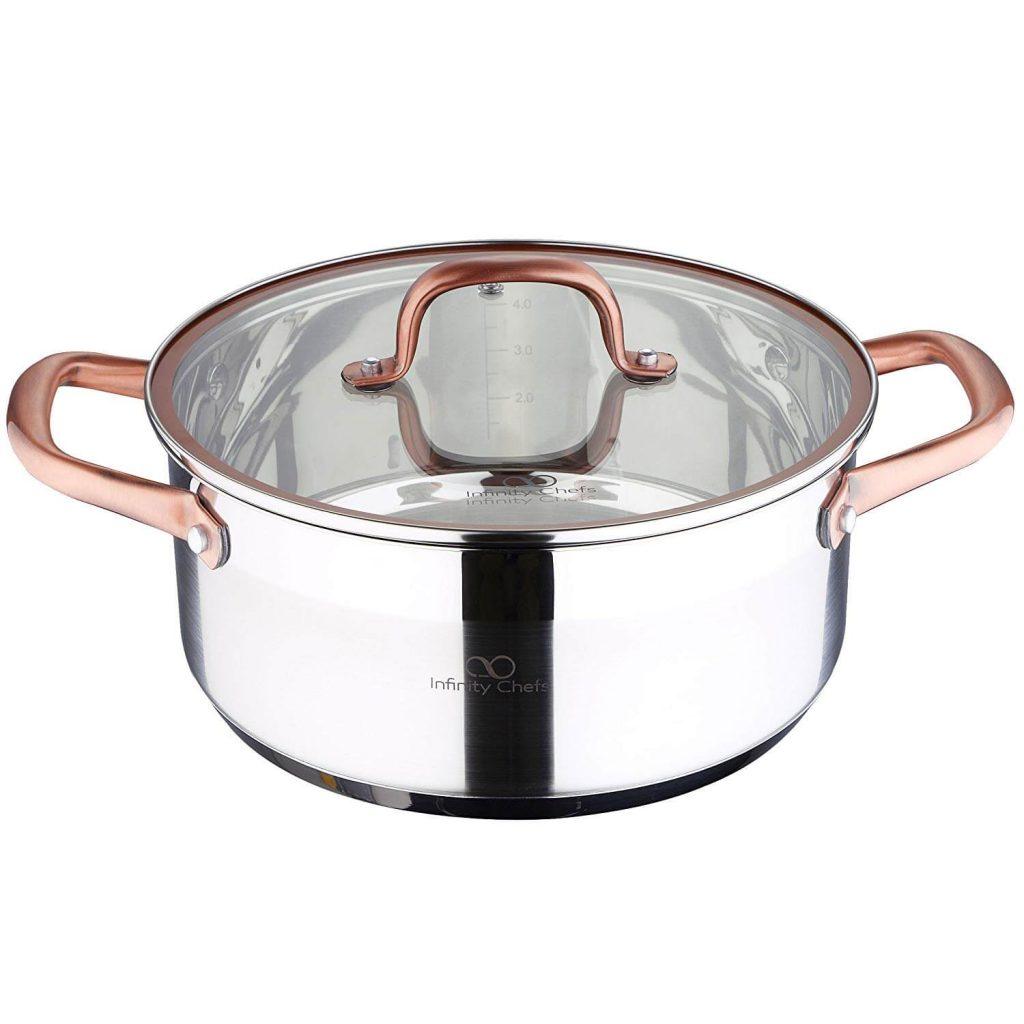 cacerola bergner infinity chef