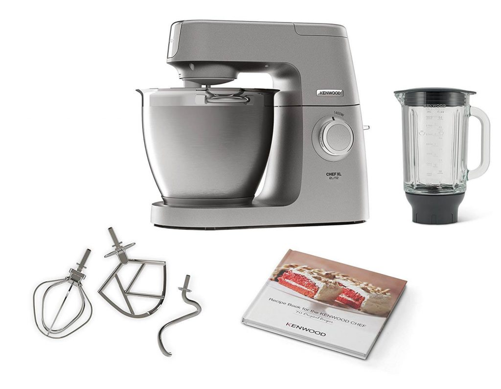 robot de cocina kenwood chef elite xl