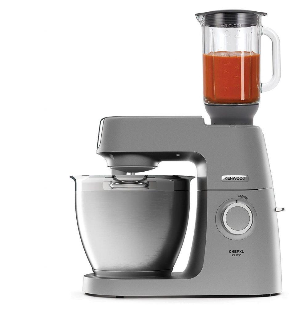 robot de cocina chef elite xl accesorios