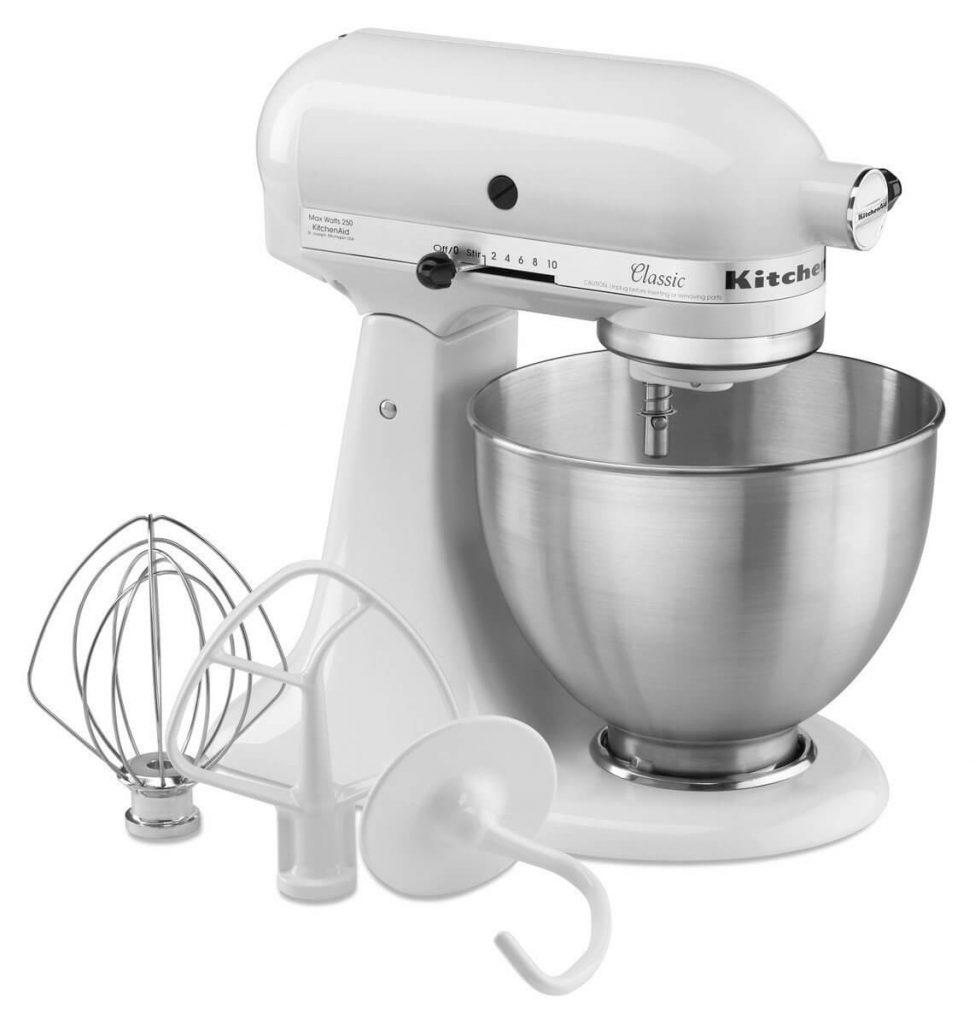 robot amasadora kitchenaid