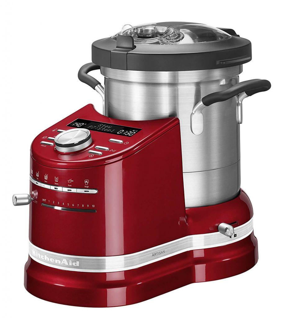 robot de cocina Kitchenaid 5KFC0103ECA