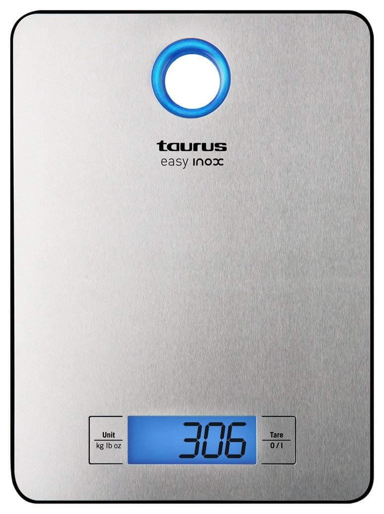 bascula cocina digital taurus